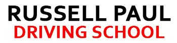 Russell Paul Driving School Logo